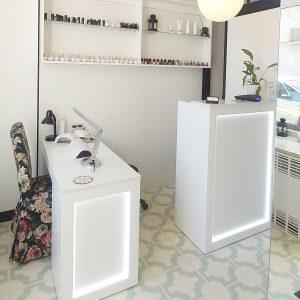 Gabinet Kosmetyczny SUB ROSA manicure hybrydowy japonski